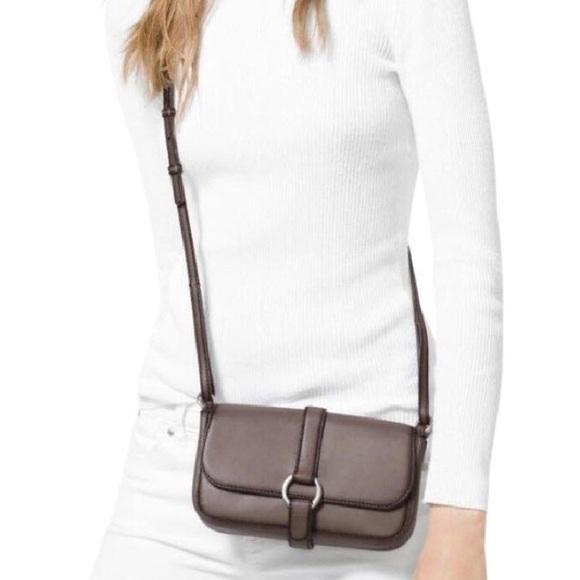 2a7c52e2115d MICHAEL Michael Kors Bags | Authentic Leather Michael Kors Quincy ...